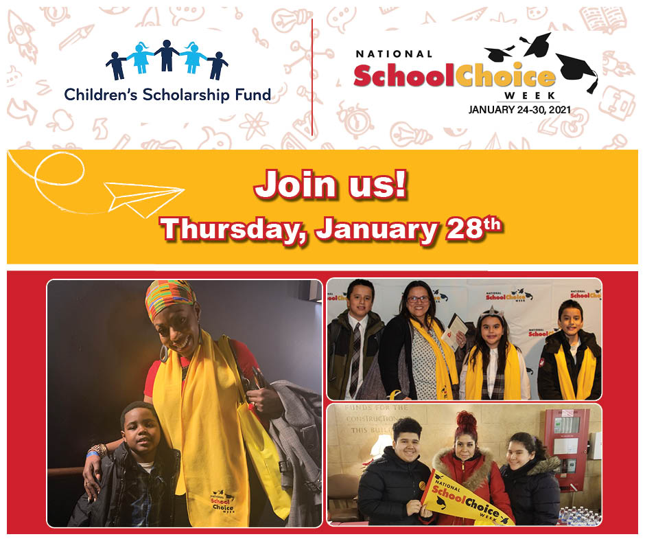 CSF: School Choice Week